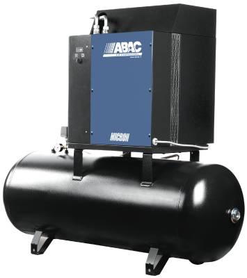 Skruvkompressor ABAC Micron