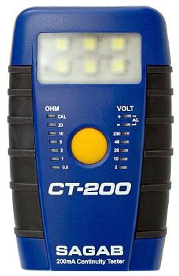 Kontinuitetstestare Sagab CT-200