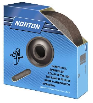 Abrasive cloth roll Norton R202