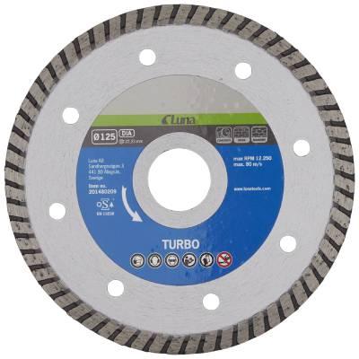 Diamond cut-off blade Turbo