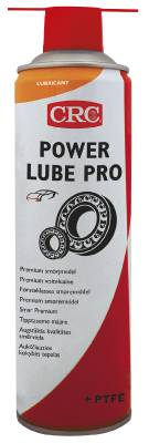 Lubricant with Teflon additive CRC 3025