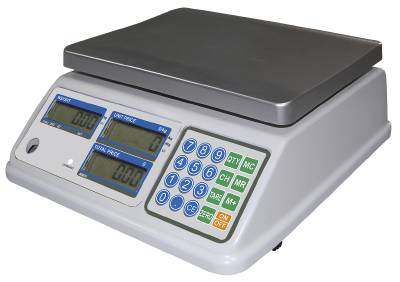 Digital shop scales