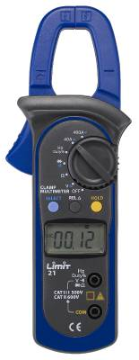 Clip-on ammeter Limit 21