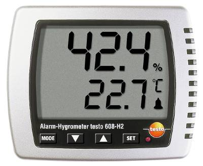 Industrial thermometer Testo 608
