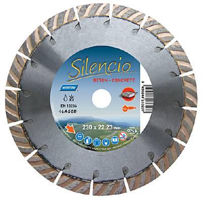Diamond cut-off blade 230×22 Norton Silencio