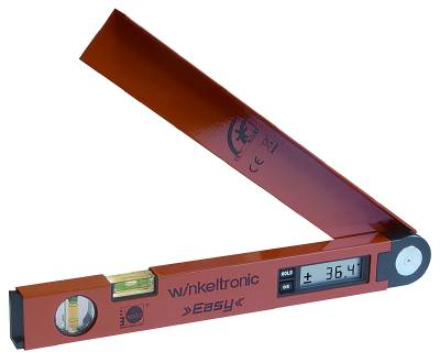Digital angle gauge Nedo