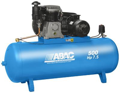 Reciprocating compressor ABAC PRO 15Bar