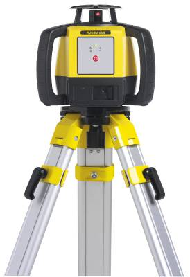 Rotary laser Leica Rugby 610