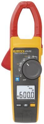 Clip-on ammeter Fluke 374 FC / 375 FC