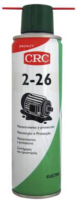 Electronic oil 2-26 CRC 7011/7014