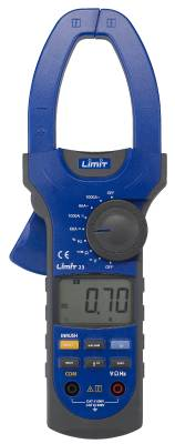Clip-on ammeter Limit 23