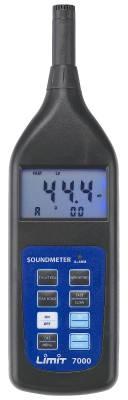Decibel meter Limit 7000
