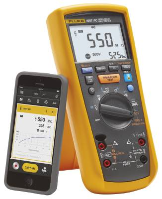 Insulation multimeter Fluke 1587 FC
