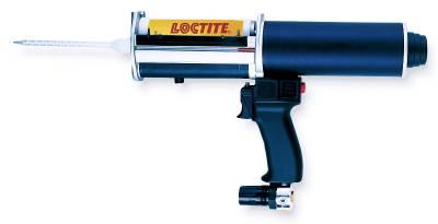 Pneumatic gun Loctite