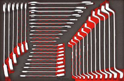 37 delars Nyckelsats Teng Tools TTESP37
