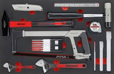 12 pc General tool set Teng Tools TTEPS12
