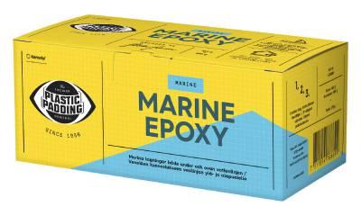 Spackel Marin Plastic Padding PP114