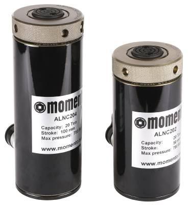 Cylinder mekanisk låsning Momento