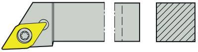Skärhållare 93°, yttersvarvhållare Seco SDJCR