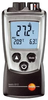 Lämpömittari Testo 810