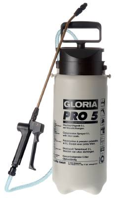 Concentrate sprayer Gloria Pro 5