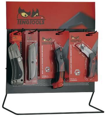 Kniv-display Teng Tools DIS-KN28