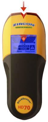 Regelsökare Zircon StudSensor™ HD70 Onestep®
