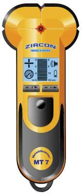 Metalldetektor Zircon MetalliScanner® MT7