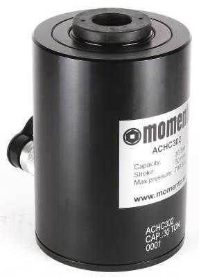 Hålcylindrar aluminium Momento
