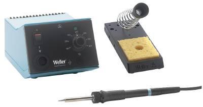 Lödstation - ESD-skyddad Weller - Apex Tool Group WS 81