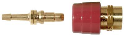 Gas connector AGA Ac