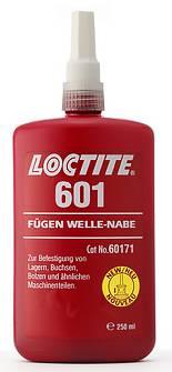Cylindrisk fastsättning Loctite 601