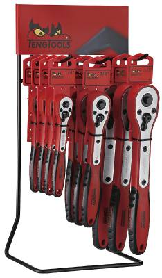 Ratches in display Teng Tools DIS-FRP