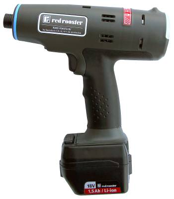 Battery powered screwdriver Red Rooster RRI-BS