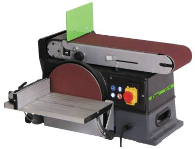 Combined belt and disc sanding machine Luna BBD 150