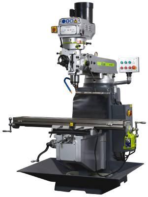 Værktøjsfræsemaskine Luna MM 3000 og MM 3001