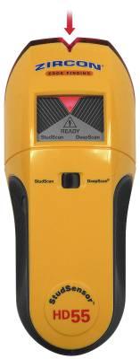 Regelsökare Zircon StudSensor™ HD55