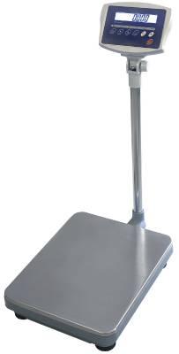 Parcel scales – Bench scales – Floor scales Lidén