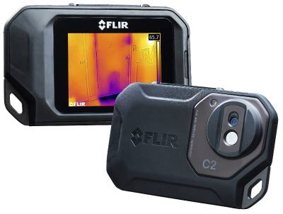 Thermal imager FLIR C2