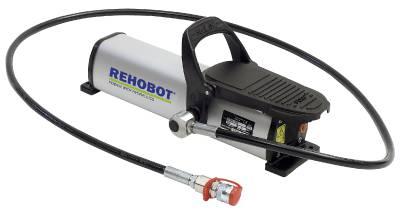 Tryckluftsdriven pump Rehobot Hydraulics PP70