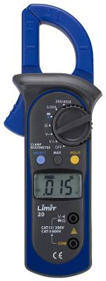 Clip-on ammeter Limit 20
