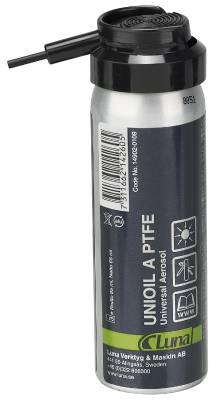 Universal spray PTFE with Teflon Luna UNIOIL A PTFE