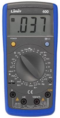 Multimeter Limit 400