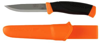 Sheath knife. Mora Companion