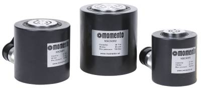 Compact cylinders Momento