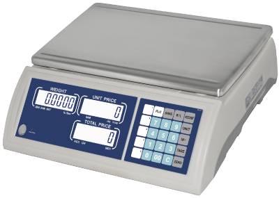Digital shop scales Lidén Weighing JP 15 and JP 30