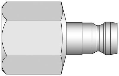 Insticksnippel Tryckluft Serie 220 Cejn