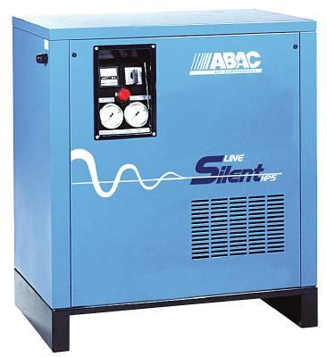 Kolvkompressor ABAC PRO 3.0Hp Ljuddämpad