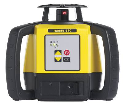 Rotary laser Leica Rugby 640