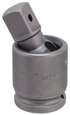 Universal joint for impact sockets. Momento UK 00 / UK 66